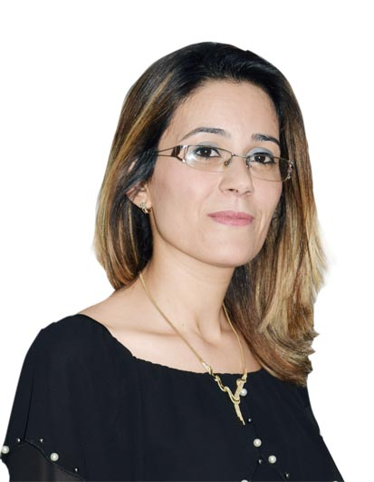Portrait of Nada Baklouti